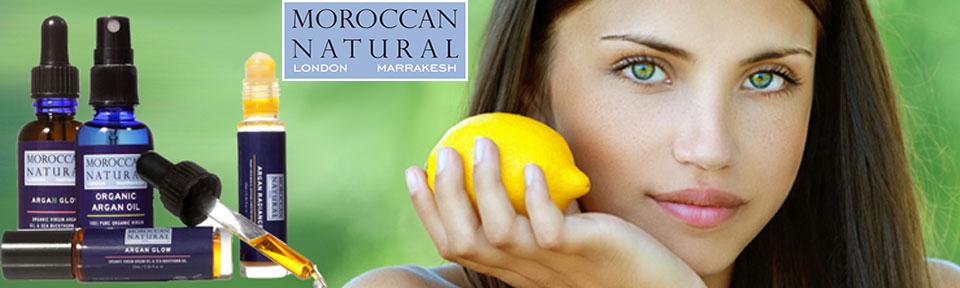 Cosmetice bio Morrocan