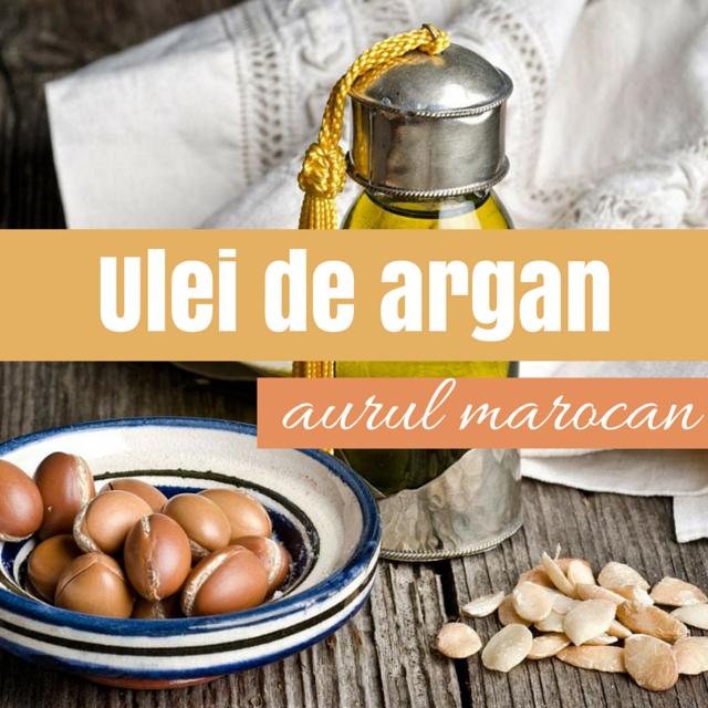 Ulei de argan – aurul marocan, secretul frumusetii naturale