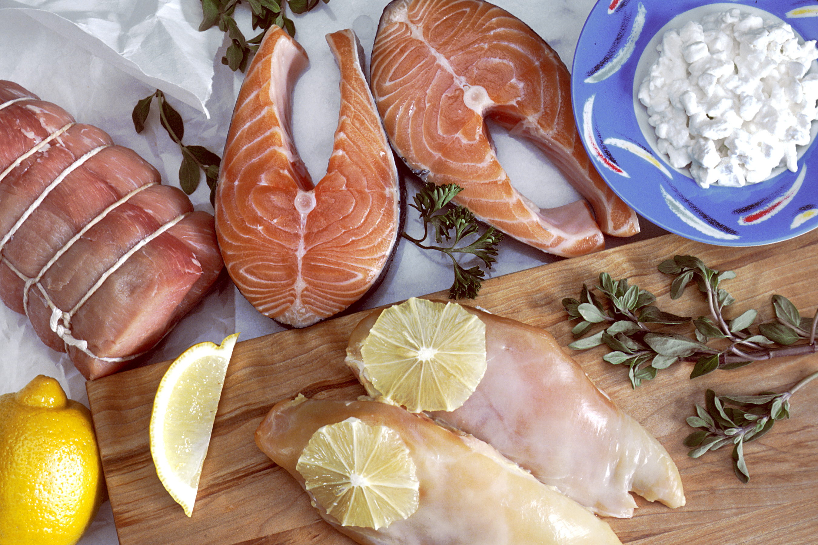 proteine dieta dukan