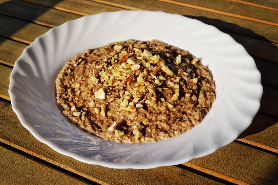 Deserturi pentru copii – quinoa cu lapte de migdale