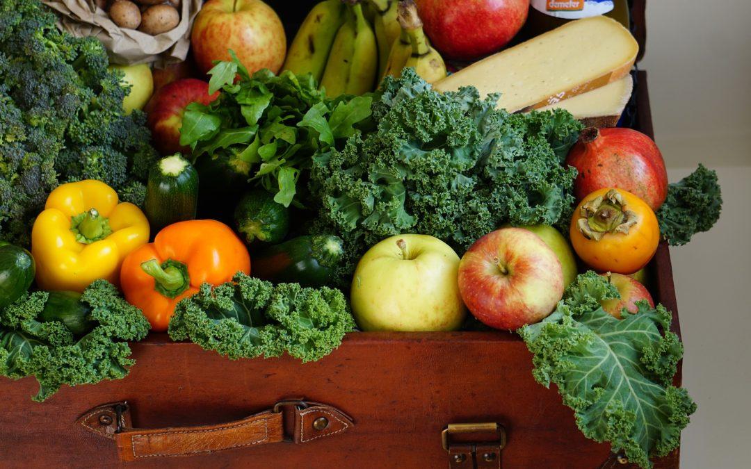 Alegeri alimentare pentru zile calduroase
