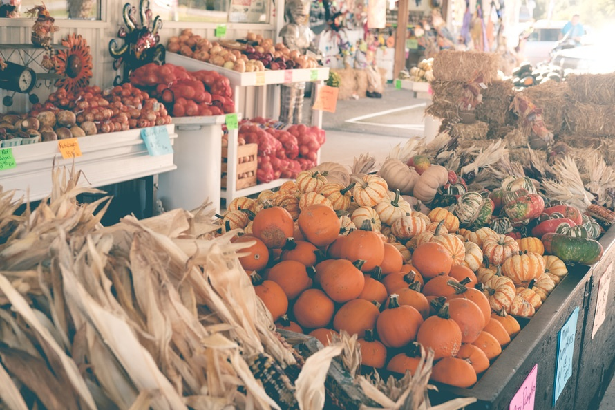 Fructele si legumele pe care le mancam in sezonul rece