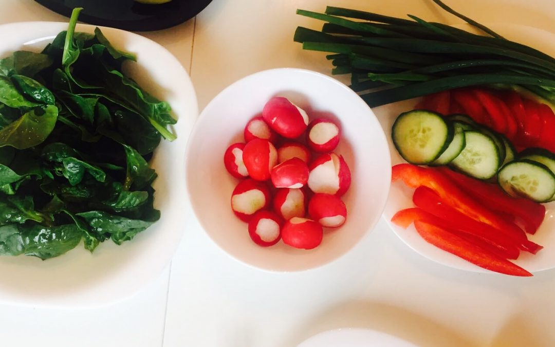 6 obiceiuri alimentare de primăvară