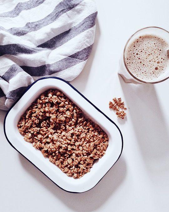 Mic dejun dulce, fara zahar, pentru copii si nu numai