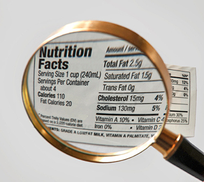 Importanta citirii etichetei in alimentatia copiilor (si nu numai)