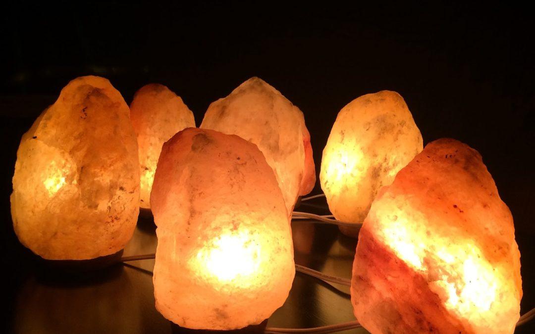 De ce sa investesti intr-o lampa de sare