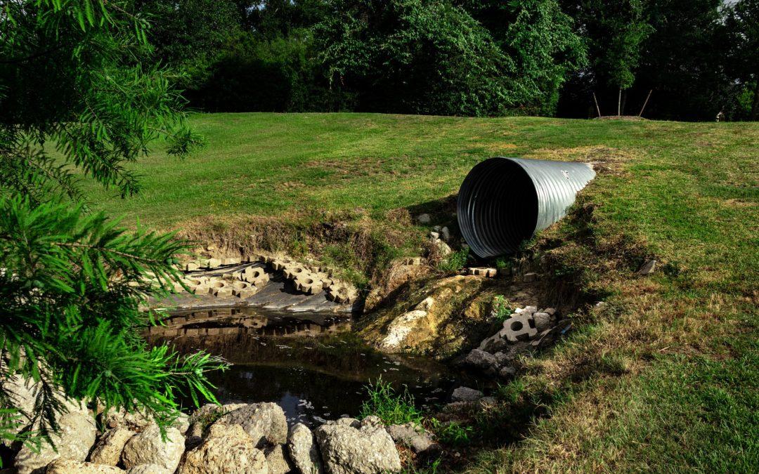 Intretinerea campului de drenaj al fosei septice
