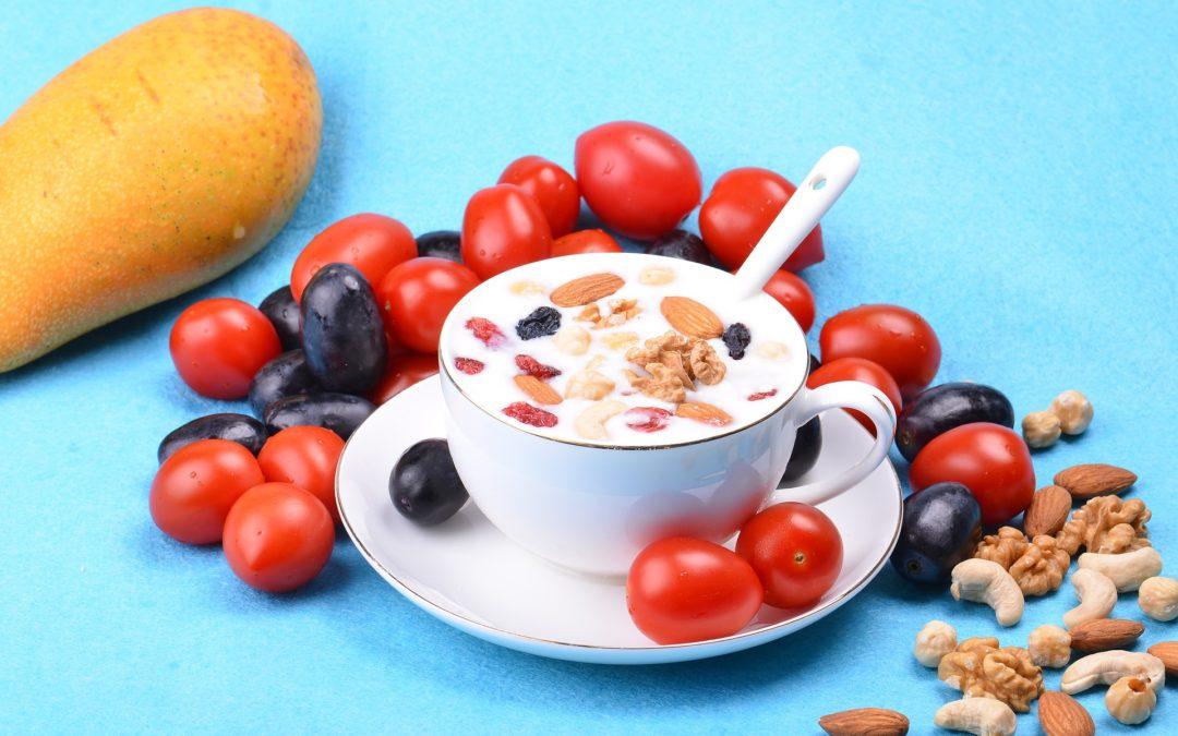 8 gustari delicioase pentru diabetici – ideale la birou