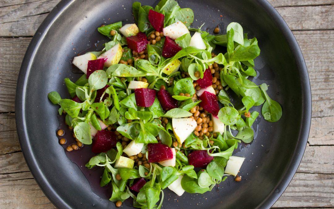 Cele mai bune 5 salate pentru detoxifiere