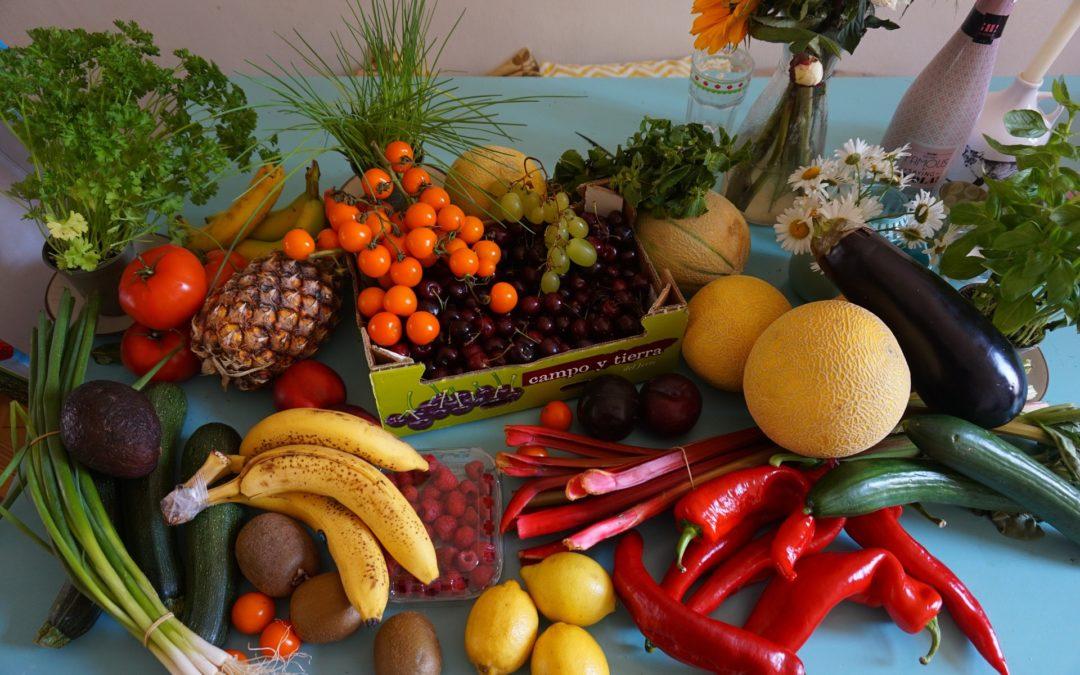 Cum pastram fructele si legumele proaspete mai mult timp