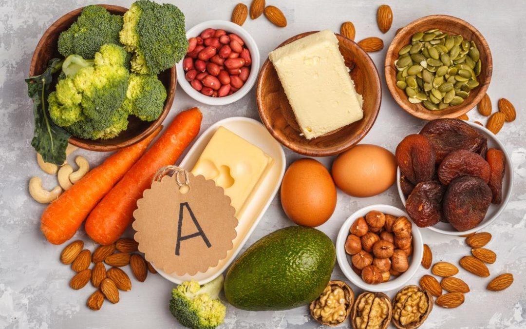 Ce este vitamina A si pentru ce este buna