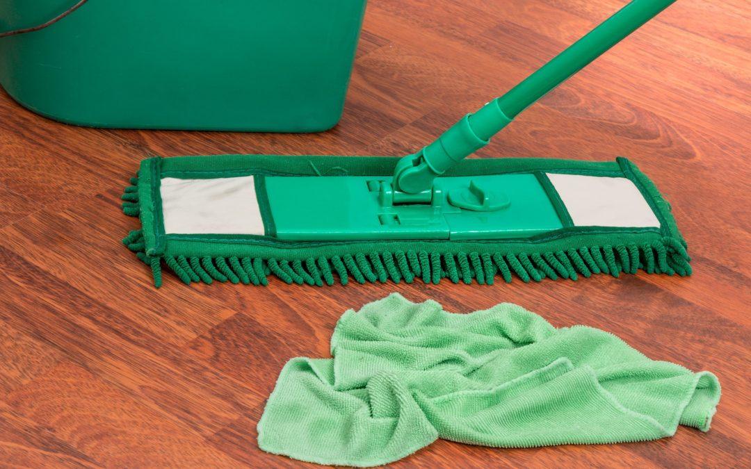 Cum pastram casa curata cu produse de curatare organice – fara OMG-uri